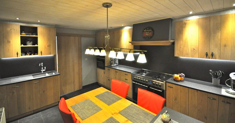 Keukens : Vanhoucke Franky BVBA